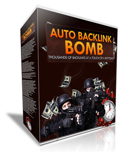 Auto Backlink Bomb Review